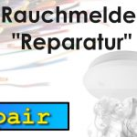 Homematic Rauchmelder Reparatur